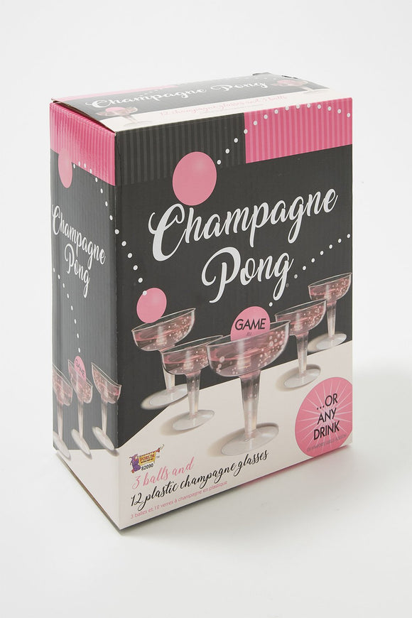 Champagne pong