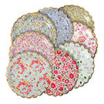 Liberty large plates - Meri Meri - only available in Mississauga or for shipping