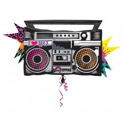Totally 80's boombox
