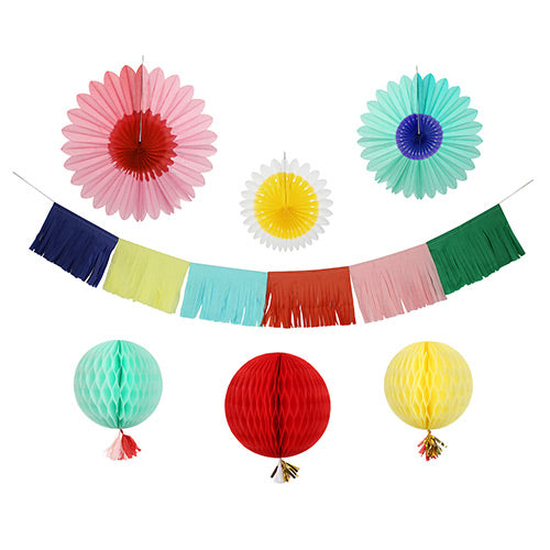 Multi coloured decorating kit - Meri Meri