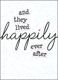 Wedding - happily ever after