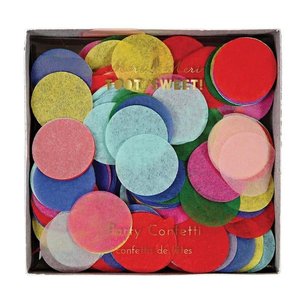 "11"" confetti balloon - various colours"