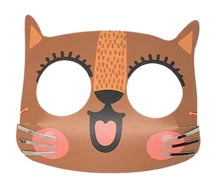 Adorable cat masks