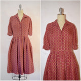 Modern Ann Taylor Vintage Inspired Shirt Dress - Vintage World Rocks - 1