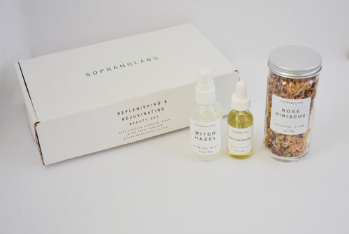 Soprano Labs Replenishing & Rejuvenating Beauty Set