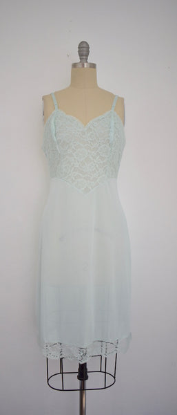 Vintage 1970 Greenish Nightgown