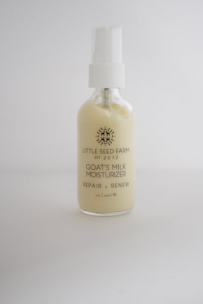 Little Seed Farm Goat's Milk Moisturizer