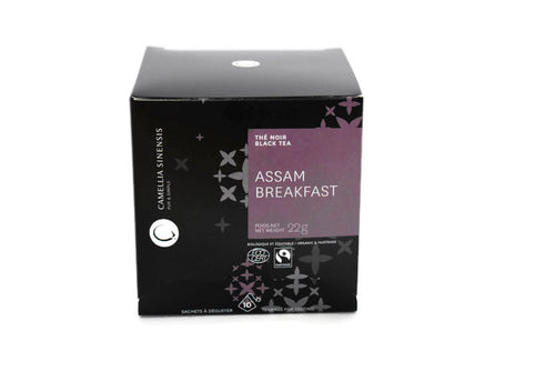Camellia Sinesis Assam Breakfast Tea Bags