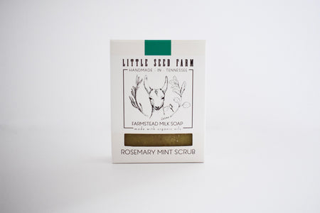 Little Seed Farm 100% Natural and Organic Goat's Milk Grapefruit Lemon Liquid Soap