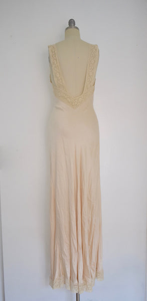 Vintage 1920s-1930s Silk Heavenly Silk Lingerie