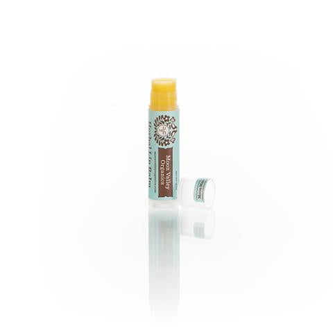 Moon Valley Organics Cool Mint Vanilla Beeswax Lip Balm