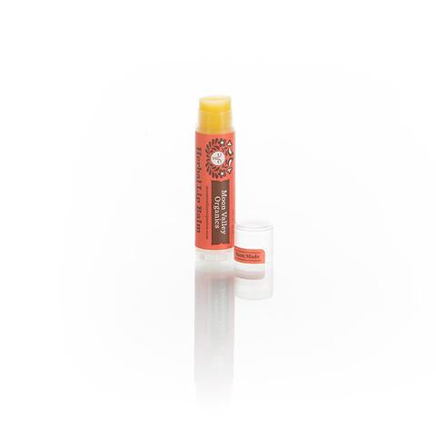 Moon Valley Organics:Beeswax Lip Balm Zingy Cinnamon
