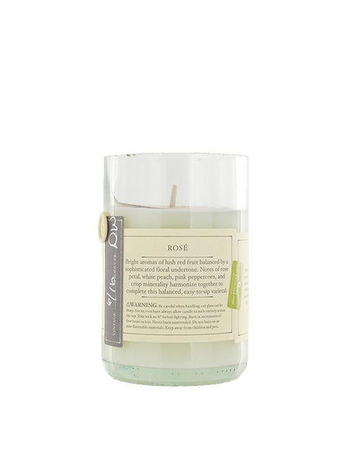 Rewined: Rose Candle
