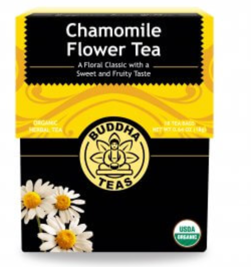BUDDHA TEAS : Chamomile Flower Tea