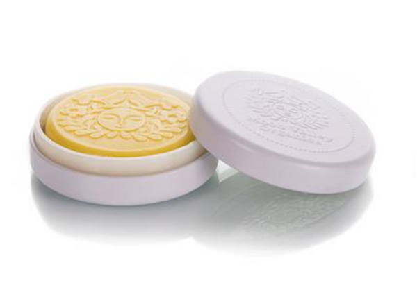 Moon Valley Organics: Moon Melt Lotion Bar Lemon