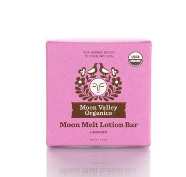 Moon Valley Organics: Moon Melt Lotion Bar Lavender