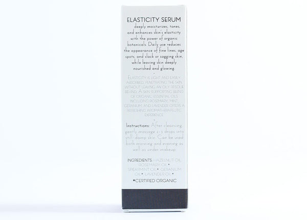 Little Seed Farm 100% Natural and Organic Elasticity Serum