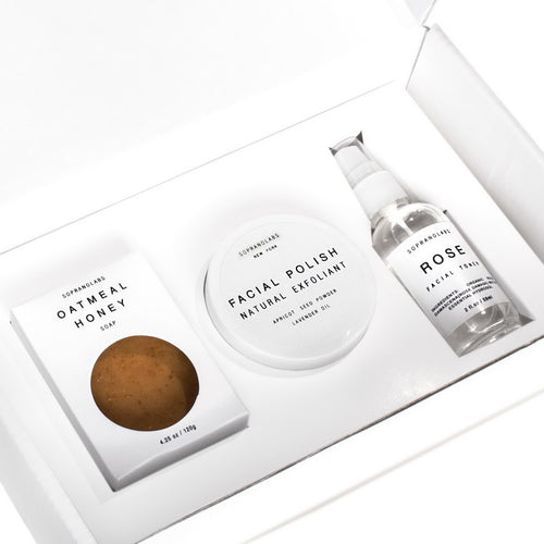 Soprano Labs Cleansing & Clarifying Beauty Set
