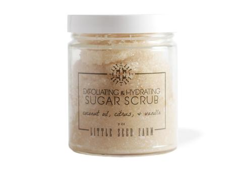 Little Seed Farm Citrus Sugar Scrub
