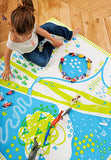 DEUZ Organic Kids Playmat in Nature