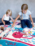 DEUZ Organic Kids Playmat in Town