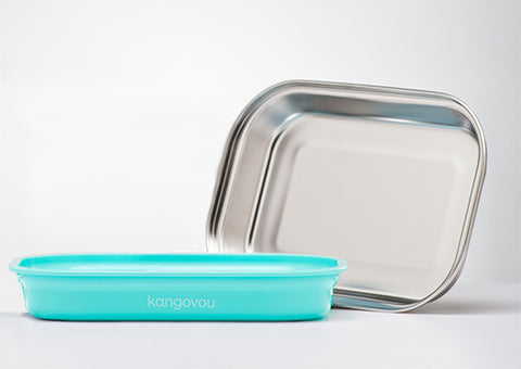 Kangovou Flat Plate in Iced Mint