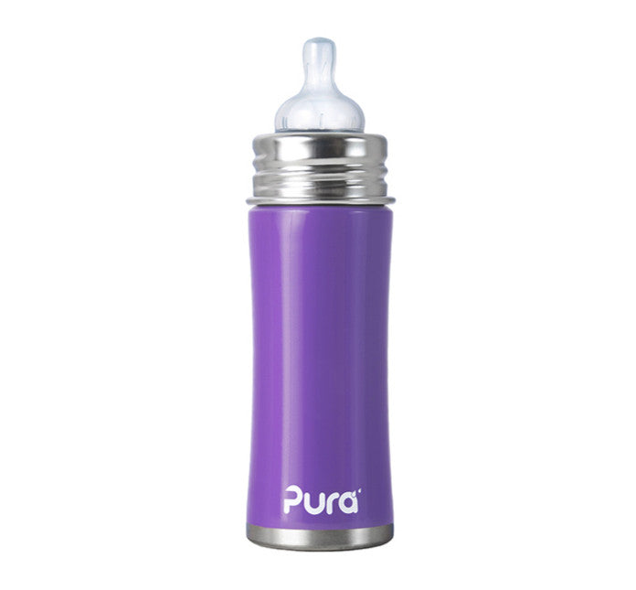 Pura Kiki 11 oz / 325 ml Infant Bottle in Lavender