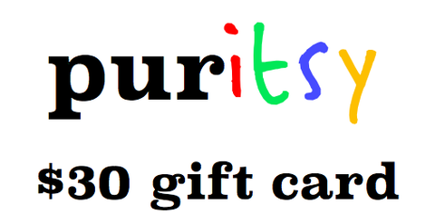 Pur'itsy $30 Gift Card