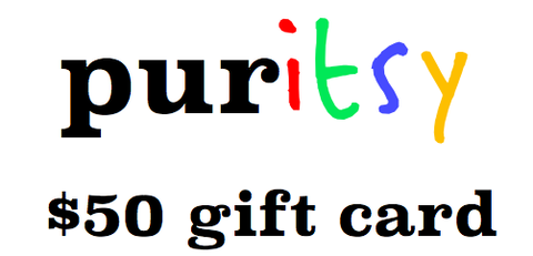 Pur'itsy $50 Gift Card
