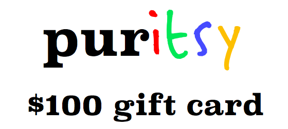 Pur'itsy $100 Gift Card
