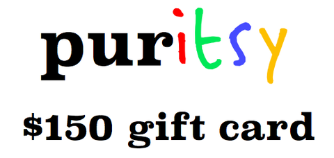 Pur'itsy $150 Gift Card