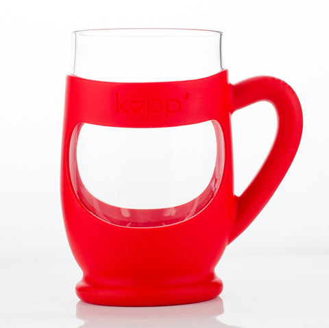 Eco Kupp' in Red