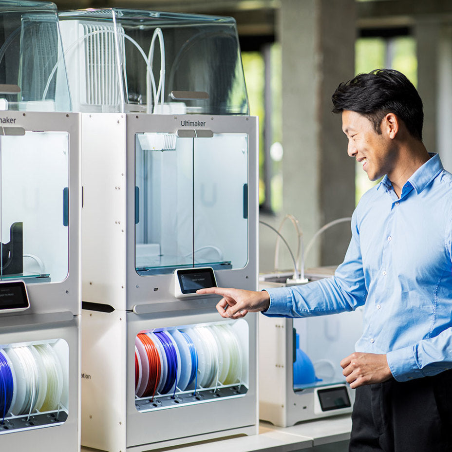 Ultimaker S5 Pro Bundle brings industrial production power to your desktop