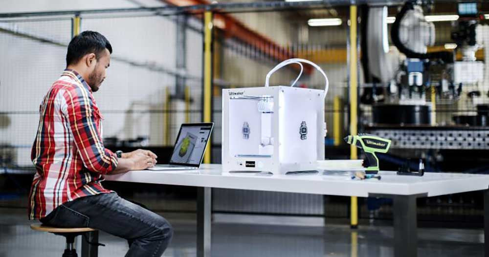 Ultimaker 3 Professional 3D Printing_Made Accessible
