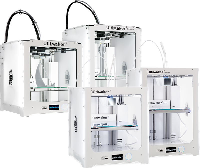 3D Printers for Sale - Ultimaker 2 + - Make the most out of your ideas with the best 3D Printing experience on the market
