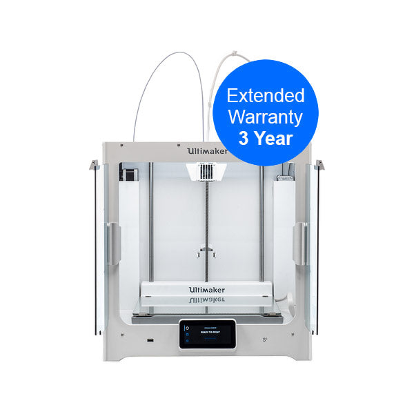 Ultimaker S5 3year warranty