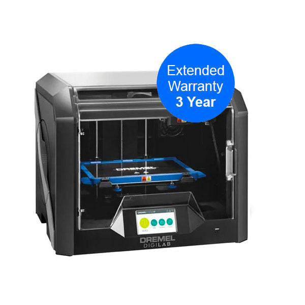 Dremel 3D45 3year warranty