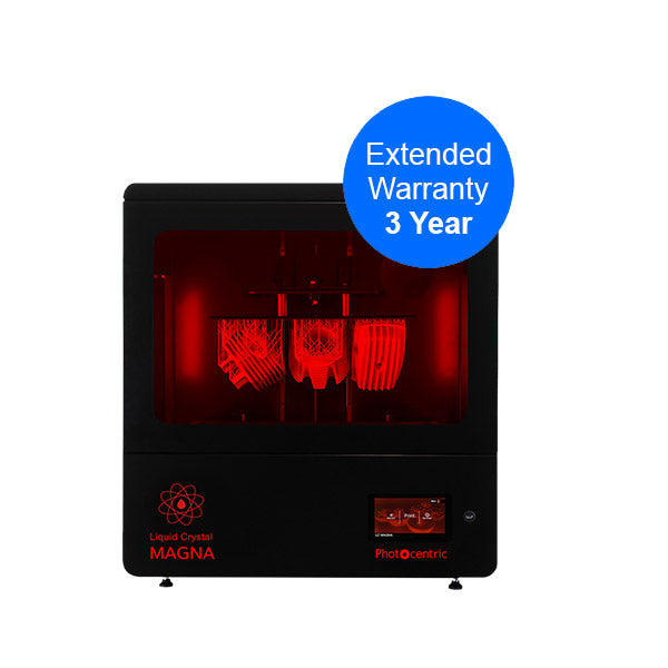 Photocentric LC Magna 3year warranty