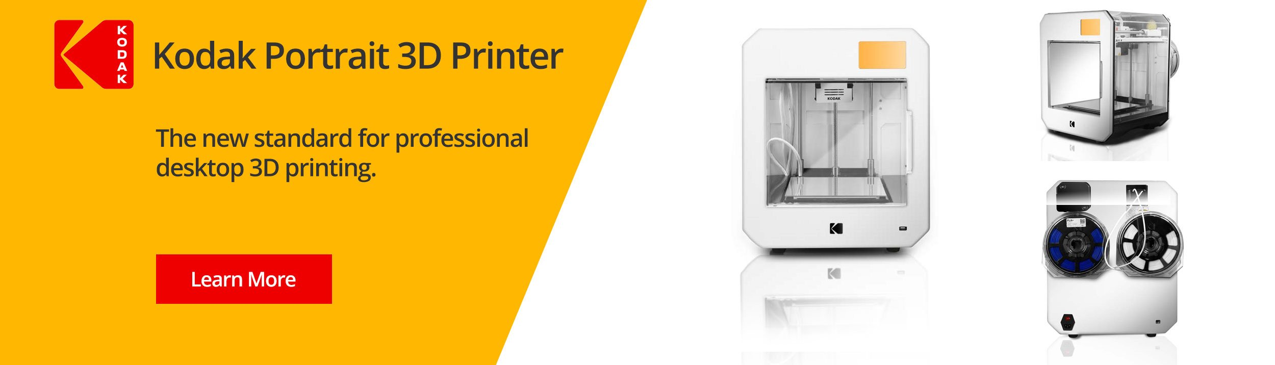NOW AVAILABLE <br />ULTIMAKER 2 EXTENDED +