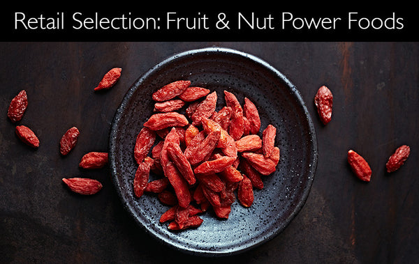 Retail Selection: DRIED FRUITS & NUTS
