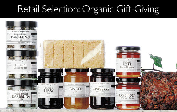 Retail Selection: ORGANIC GIFT-GIVING