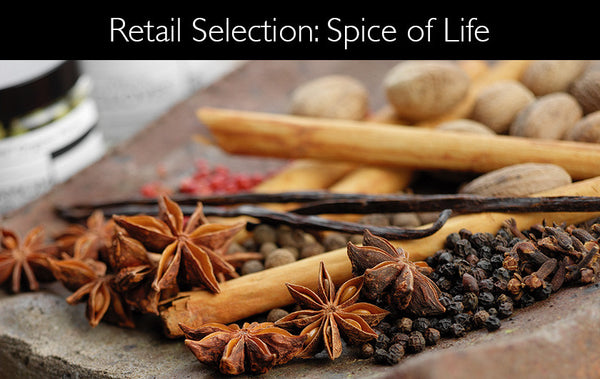 Retail Selection: HEALTHY SPICES