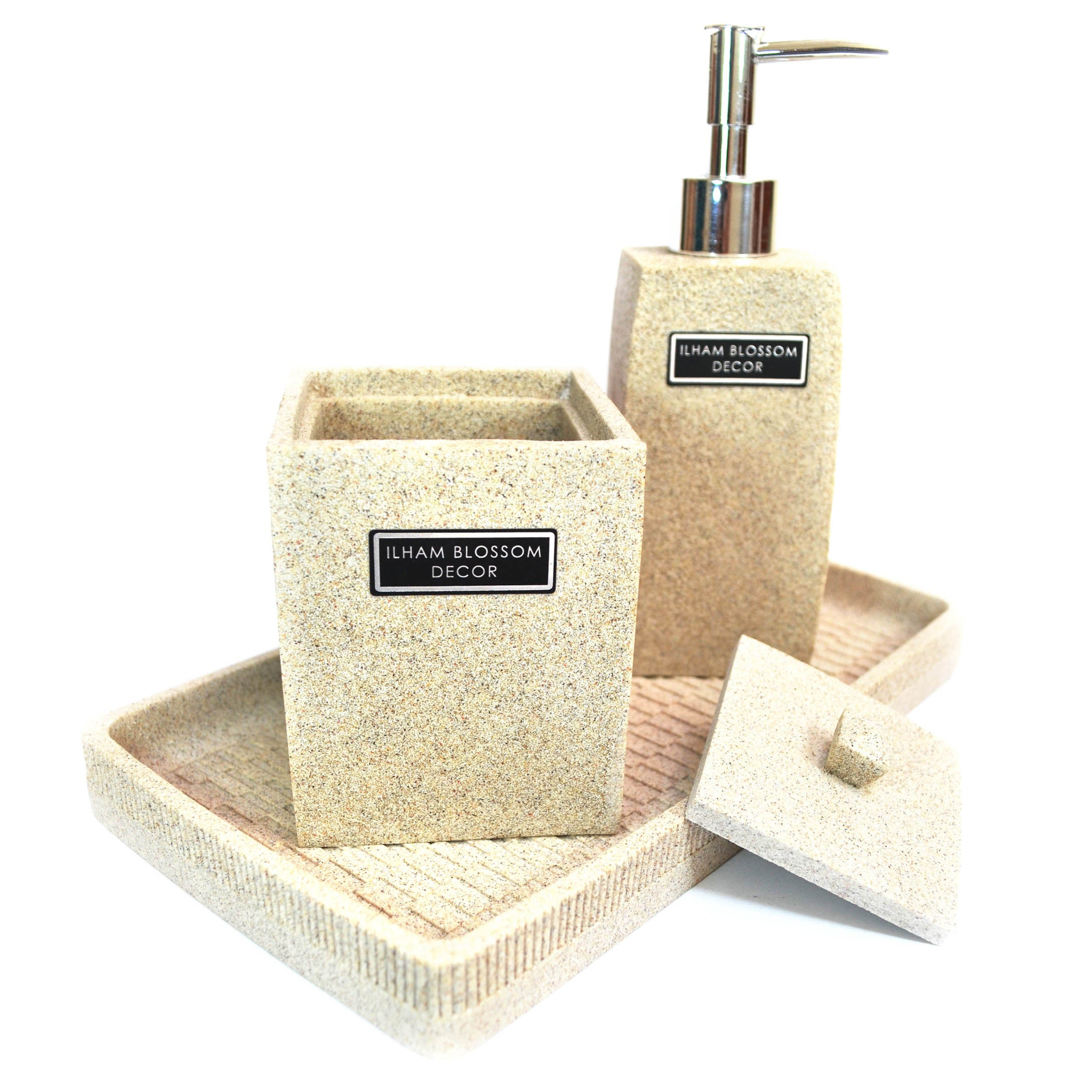 Lux Granularia Triangular Sand Set
