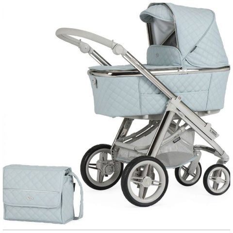 Bebecar via travel system + carseat