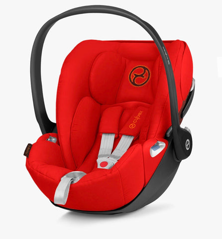 Cybex cloud z autumn gold