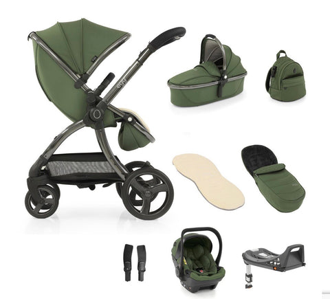Egg 2 bundle Olive