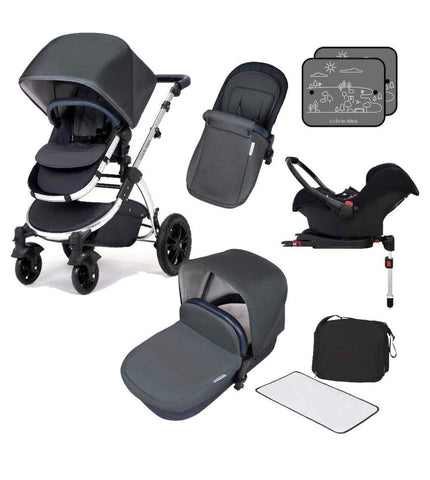 * ickle bubba v4 travel system blueberry