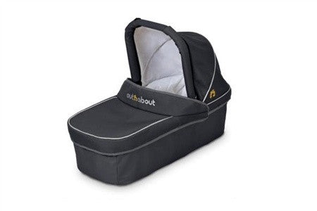 Out n about single nipper carrycot