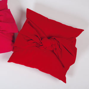 Velvet Bow Pillow