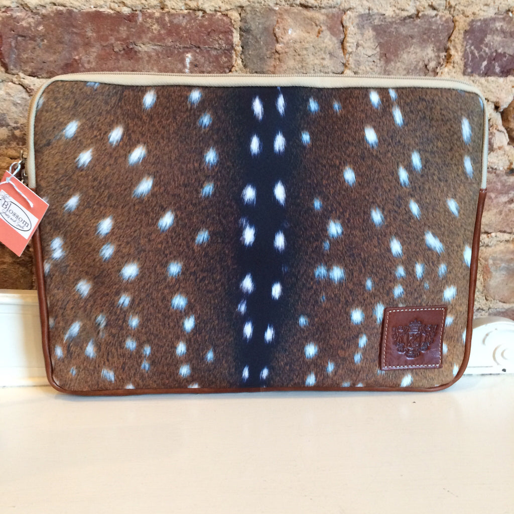 The Buchanan 13' Laptop Case